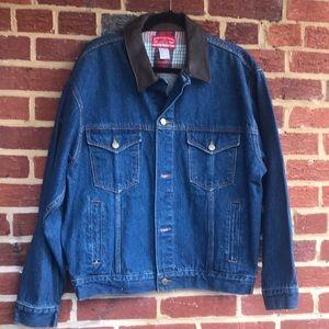 Marlboro Country Store sz M Denim Jacket